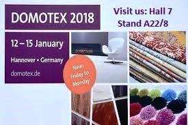 DOMOTEX 2018 - MAXIFIL