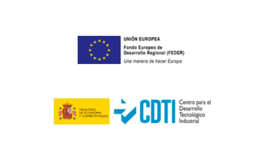 Financiación a través del Centro para el Desarrollo Tecnológico Industrial
