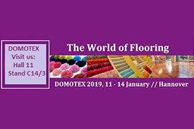 DOMOTEX 2019 MAXIFIL